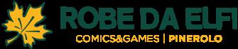 Robe da Elfi | Giochi da tavolo | Fumetti | Pinerolo Logo